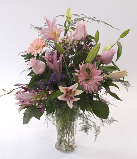 Tickled Pink Bouquet