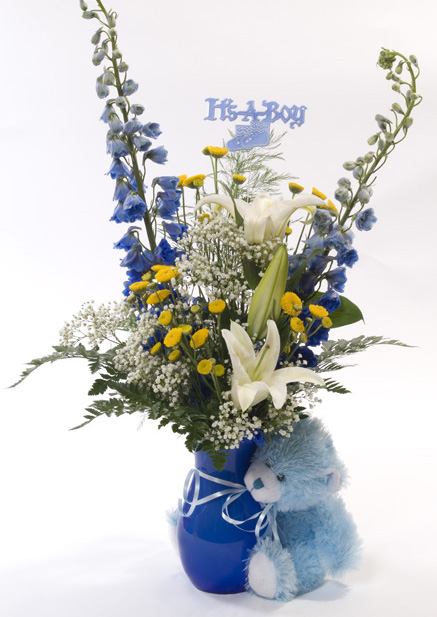 It's a Boy Bouquet