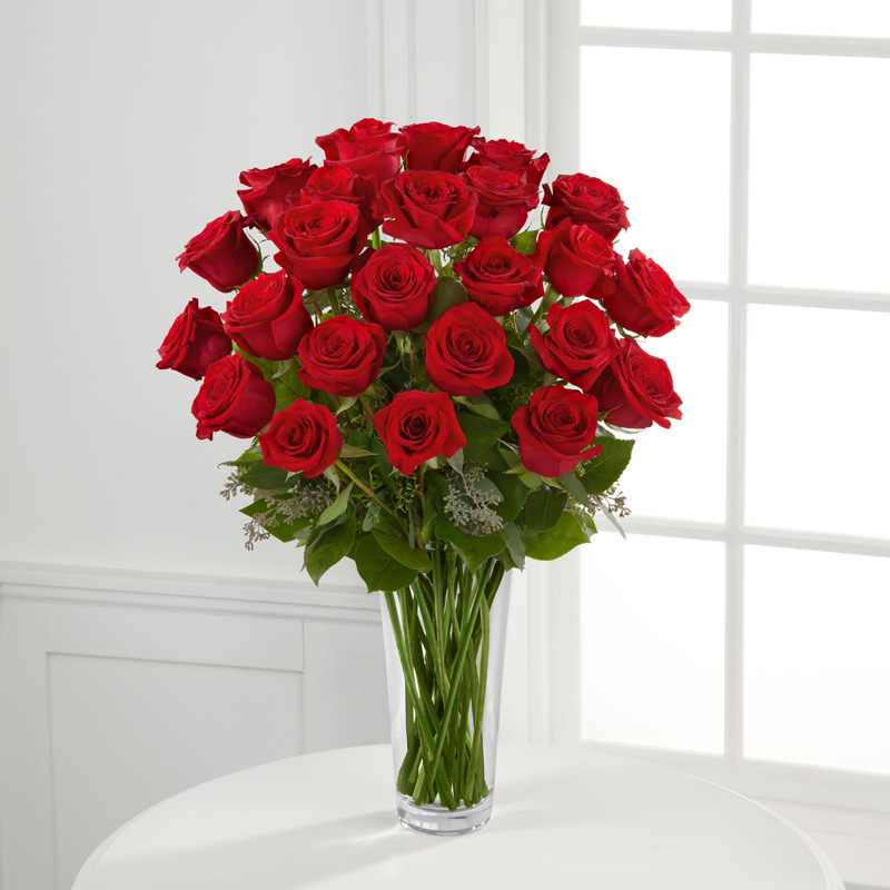 29 Red Rose Bouquet
