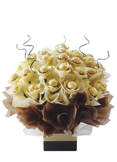 Royal Chocolate Bouquet