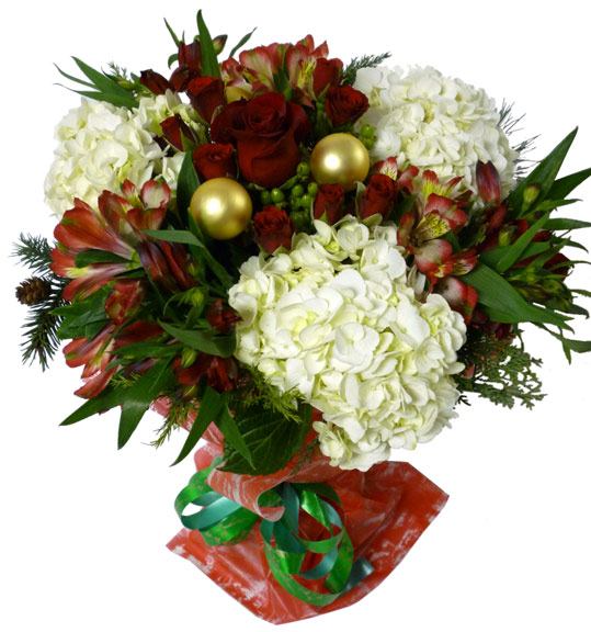 The Decked Halls Bouquet