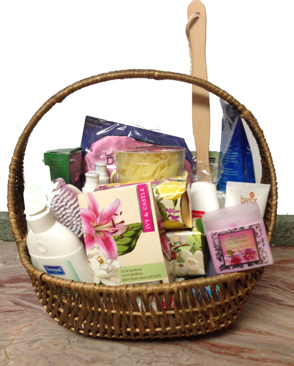 Bath & Spa Basket